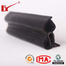Customized Extruded Auto Door Rubber Seal Strip
