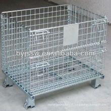 Treillis métallique de cage 1x2
