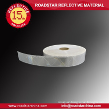 Security vests material reflective PVC tape