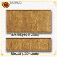 Panneaux de revêtement muraux décoratifs (BRC34-4, BRC32-4)