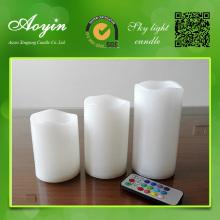 Bougie LED pour la décoration intérieure et les affaires