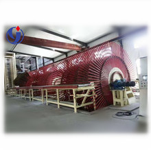 16 daylight hot press particle board production line