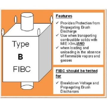 Jumbo Bags Anti-static Fibc
