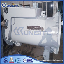 Válvula de dragado de acero de alta presión (USC10-012)