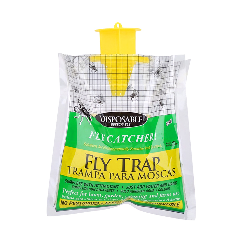 Fly Trap For Outdoors