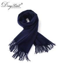 Écharpes d'écharpe en cachemire en gros écharpe de châle de Cachemire mongol bleu marine usa