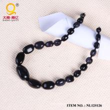 Collar de piedras semipreciosas joyas Nl125126