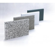Stone Coated Solid Aluminium Sheet for Cladding