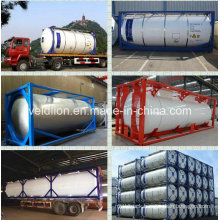 Hot Sale of 40FT LPG Tanker Container on Sale
