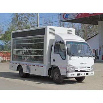 ISUZU LED Mobile Advertising Trucks Dijual