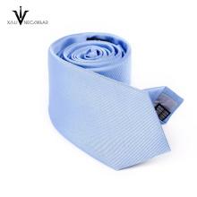 2018 corbata de escuela de logotipo personalizado por mayor 100% de seda corbata de diseño
