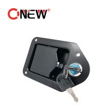 Iron Cabinet Auto Door Lock Set with Key Lock for Diesel Generator Canopy