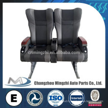 LUXURY BUS SEAT WITH REAL LEATHER HC-B-16234