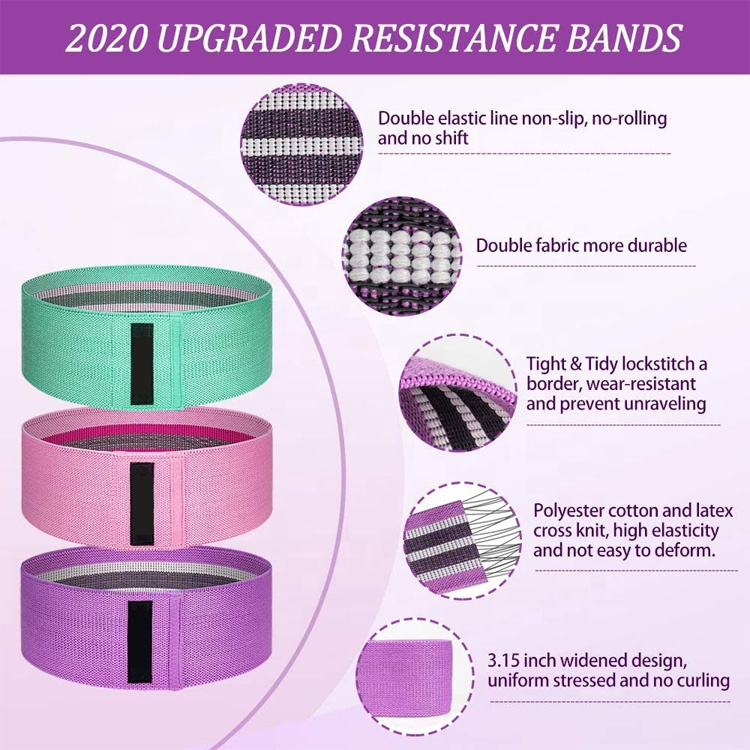 Fitness Bands Resistance