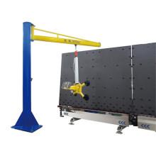 Levantador de ventosa de succión de puerta de vidrio de placa de cabezal único