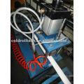 Máquina formadora de obturador de espuma