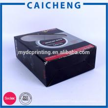 2016 hot sale OEM service foldable corrugated paper box manufacturer