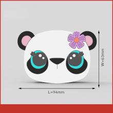 Cargador inalámbrico Bluetooth Panda personalizado