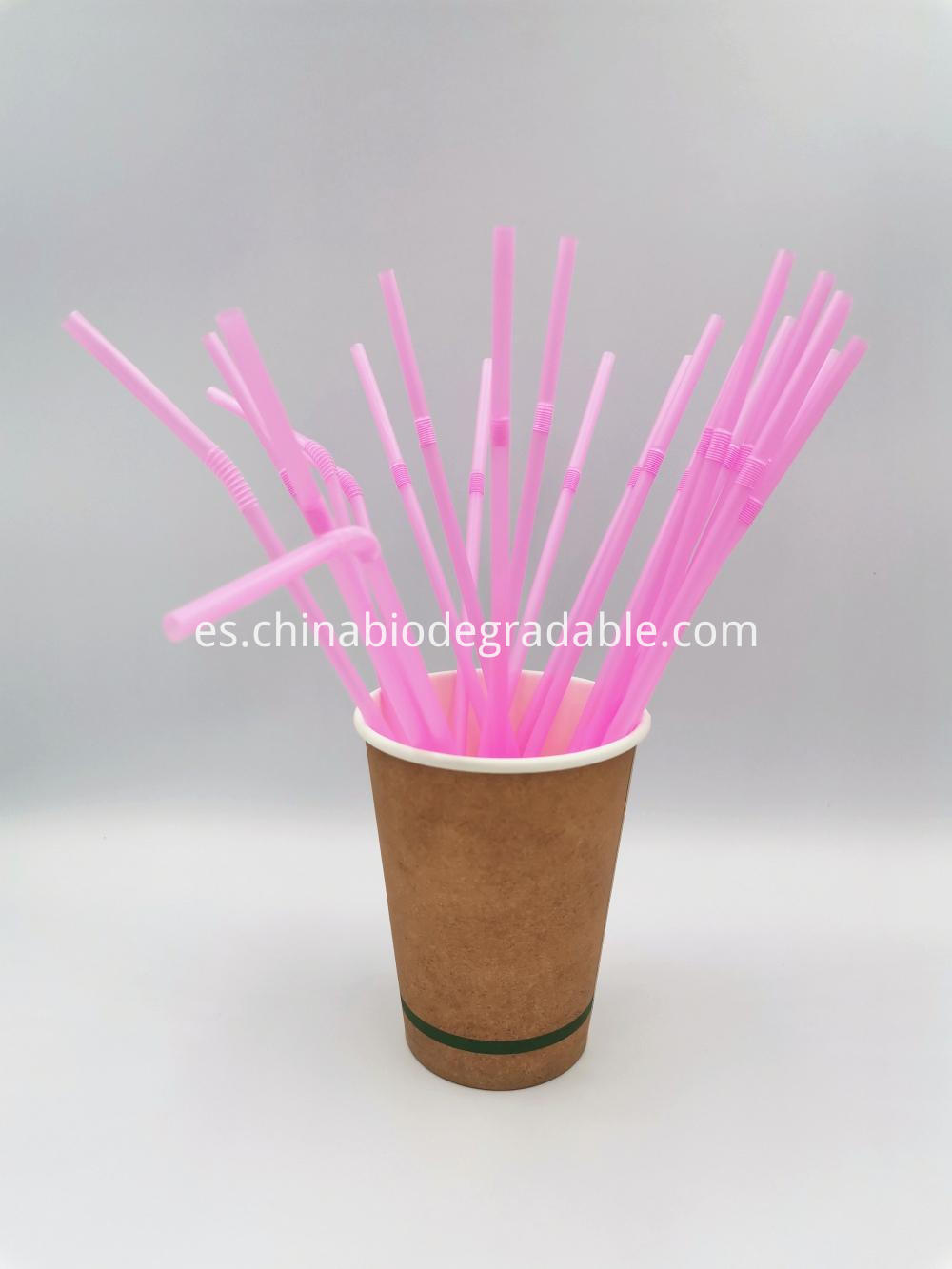 Plant 100% Natural Eco Drinking Straws