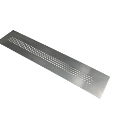 Galvanized Stainless Steel Perforated Metal Plates Punched Metal Sheets