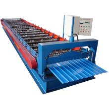 Cold Roll Roof Panel Roll Forming Machine