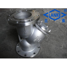 Stainless Steel 304 / 316L Y Type Strainers/ Filters
