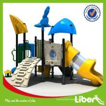 Kids Playland Kindergarten Playground Equipment LE-FF008                                                     Quality Assured