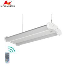 2ft 6ft conduziram a iluminação da indústria comercial conduziu o lightbay linear do sarrafo