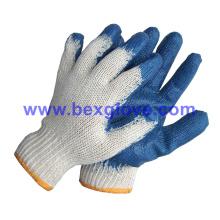 Style bon marché, 10 Gauge Tc Liner, Latex Coating Glove