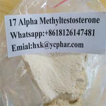 Сырой порошок Superdrol 17A-метил-дростанолон для наращивания мышц CAS 3381-88-2