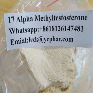 Raw Superdrol en Polvo 17A-Metil-Drostanolona para el Edificio Muscular CAS 3381-88-2