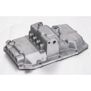 Custom Aluminum Die Casting Cylinder Cover, Auto Parts Supplier