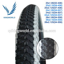 "26"" white bicycle tires for wholesale"