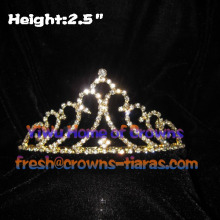 Crystal Pageant Princess Tiaras