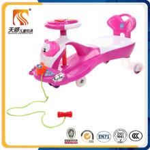 Venda quente Big Swing carro com encosto da fábrica de China