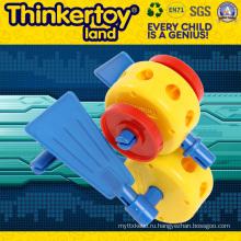 Пластиковые развивающие игрушки