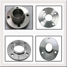 ANSI B 16.5 Stainless Steel Flange