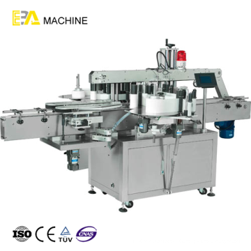 Double Side Adhesive Sticker Labeling Machine