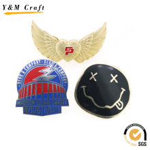 Promotion New Design Lapel Pin with High Quality (Q09656)