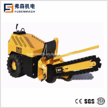 Walk Behind Ditcher Soil Trencher with Ditching Width 200mm