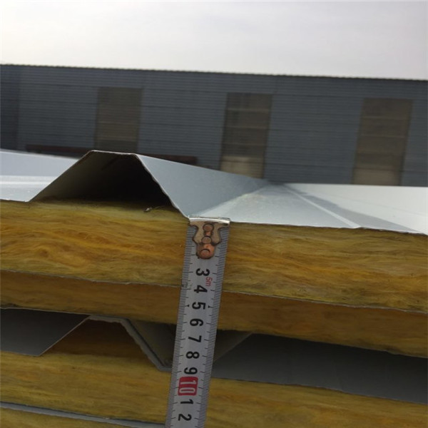 rock wool roofing panel 50mm