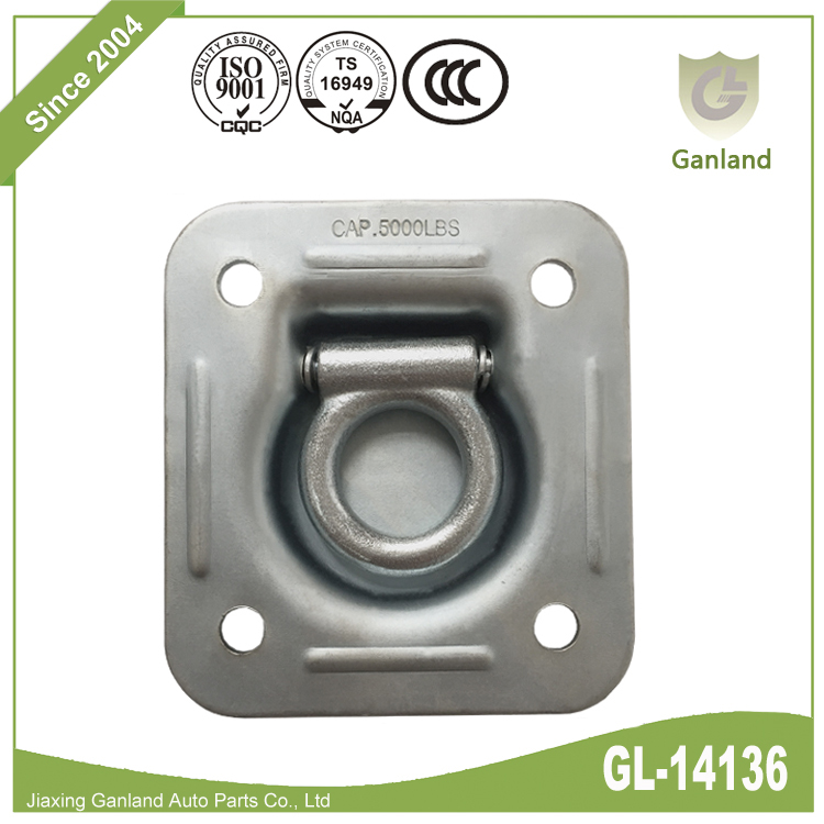 Steel Recessed Pan Fitting GL-14136