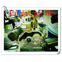 Dieselmotor luftgekühlt für den Bootsgebrauch KA186F