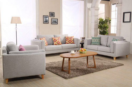 Chaise Sectional Sofa Set