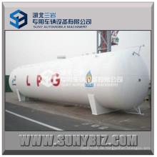 60m3 China-Fertigung Horizontaler Art LPG Propan-Speicher-Behälter