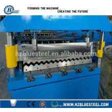 Corrugated Roof Profile Production Line Machine/ Galvanized Glazed Metal Roofing Sheet Machine For Sale