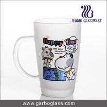 Abziehbild Glasbecher / Tasse, bedruckter Glasbecher / Tasse, Aufdruck Glasbecher (GB094212-DR-113)