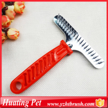 OEM metal cat hair brush