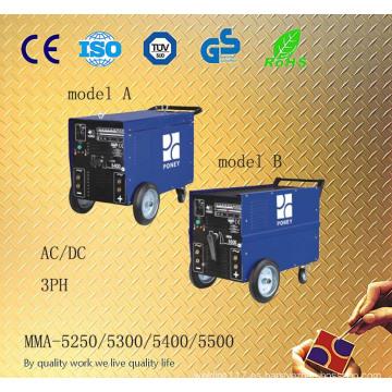 Máquina de soldadura AC / DC (MMA-5250/5300/5400/5500)