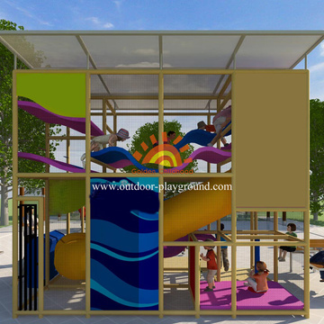 Kleinkind Soft Play Structure Indoor